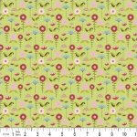 Riley Blake Designs-Love Birds-RB-C7093-GREEN