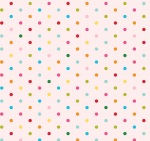 Sunny Happy Skies-Riley Blake Designs-RB-C2734-PINK-DOTS