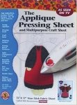 The Applique Pressing Sheet and Multipurpose Craft Sheet