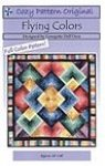 Flying Colors by Georgette Dell'Orco  a Cozy Quilt Design