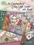 Teasury of Crazy Quilt Stitches by Linda Causee
