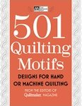 501 Quilting Motifs Designs for Hand or Machine Quilting