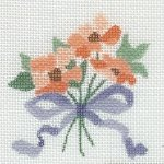 Small Bouquet - Orange