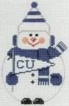 Creighton Snowman