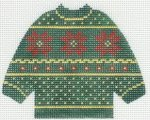 Snowflake Pullover Sweater