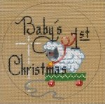 Baby's 1st Christmas (Boy)
