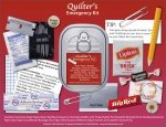 Quilter's emergency Kit