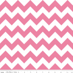 Chevron Hot Pink