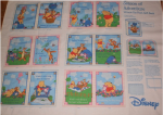 Disney Season of Adventure Winnie the Pooh Soft Book Panel