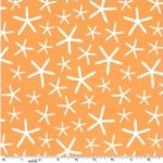 Orange Sea Star 5154-Orange
