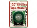 120 Retractable Tape Measure