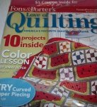 Fons & Porter Love Of Quilting May/June'10