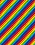 Bias Rainbow Stripe