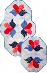 Hearts A' Flutter Table Collection - Southwind Designs