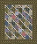 A Morris Tapestry by Barbara Brackman for Moda Fabrics Pattern,#PS8170