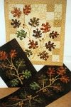 Prairie Grove Peddler - The Old Oak Tree #338 - Wall Hanging and Table Runners