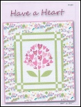 Have a Heart #190 by Nancy Rink Designs