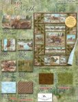 Into the North for South Seas Imports Quilt Kit - 53.5x66.5 - K10563