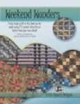 Weekend Wonders Pattern Book by Trish Stuart Designs - 820925108045