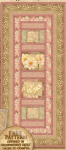 Serenade by AH Studio for South Sea Imports- Size-Tall Wallhanging-37 3/4x84 1/2