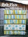 Fab Five by Abbey Lane Quilts