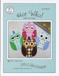 Hot Who! - Owl Hot Pads Pattern