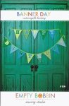 Banner Day Bunting Pattern