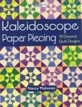 Kaleidoscope Paper Piecing by Nancy Mahoney
