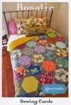 Rosalie Quilt Pattern by Valori Wells Designs