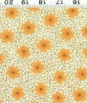 Savannah - cream/orange  (101109)