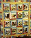 Around the Barnyard Quilt Kit