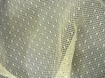 Lace Sheer Swiss Dot Mini Dotted Embroidered Net Ivory Curtain Fabric Drapery Fabric LDSO505