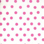 Welcome to Bear Country Pink Dots on White - 55506-14