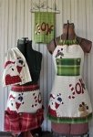 Just 2 Tea Towels- Christmas Set