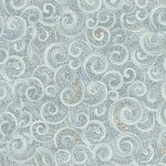 Benartex-12 Days of Christmas-Swirls-Teal-03755-84
