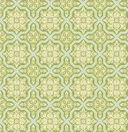 Joel Dewberry - HEIRLOOM  - Tile Flourish/JD49 Green