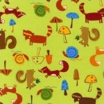 Amy Schimler Animal Party Too Party Fox Creatures Earth