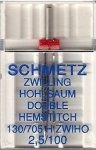 Schmetz Twin Wing Needle 100