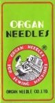 Organ Needles, Titanium 90-14 Sharp