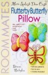 Flutterby Butterfly Pillow