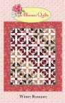 Winter Romance Quilt Pattern by Late Bloomer Quilts