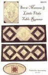 Snow Momma and Little Flake Table Runner
