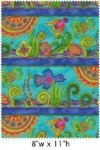Island Breeze Border Print