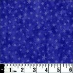 Moda - Marble Star - Royal Blue