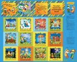 Quilting Treasures-Veggie Tales-Share-Soft Book/Panel-21382 B - J-12