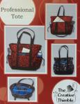 Professional Tote by The Creative Thimble