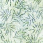 Sage Leaves Batik by Kaufman