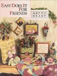 Easy Does It For Friends by Nancy Halvorsen
