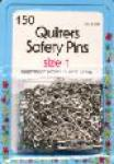 Basting Safety Pin Size 1