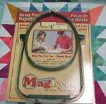 MagEyes Visor Magnifier with 2 Lenses